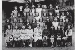 Classe de 4ème 1945-1946 site