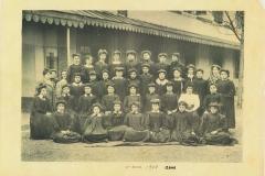 1908 4ème année (1ère) bis