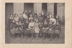 Collège de J.F 8 1912