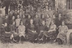 Classe de 2ème année 1922-1923