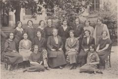 Classe de 5ème année 1922-1923