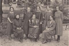 Classe de 5ème année bis 1922-1923