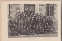 Groupe de Internes 1922-1923