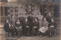 college 1920-1921 site