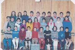 1985-1986 6ème 4 Bellevue