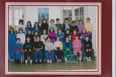 1990-1991 6ème 4 Bitche site