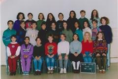 1991-1992 5ème 4 Bitche site