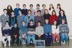 1993-1994 3ème 1 Bitche site