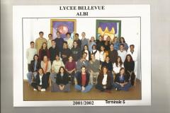 2001-2002 Bellevue Terminale S site