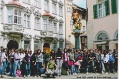 2008-2009 Bruant voyage en Suisse site
