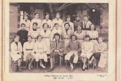 1952-1953 3ème