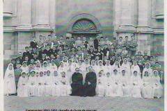 1952-1953 chapelle lycée garçons site
