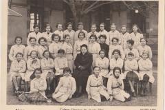Collège Classique de J.F photo 6ème 1952-1953 001 site