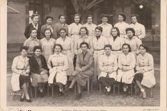 Collège classique de JF 1ère M 1952-1953 site